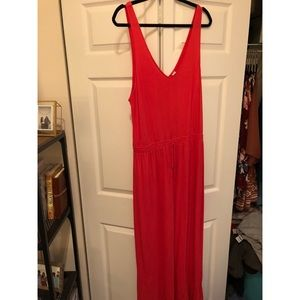 Old Navy Pink Maxi Dress